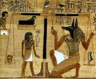 Antiquites Egyptiennes ésotérisme