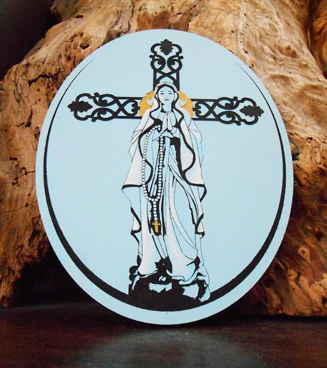 sainte marie autel ésotérique lunemystique