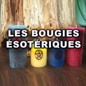 Les Bougies ésotériques