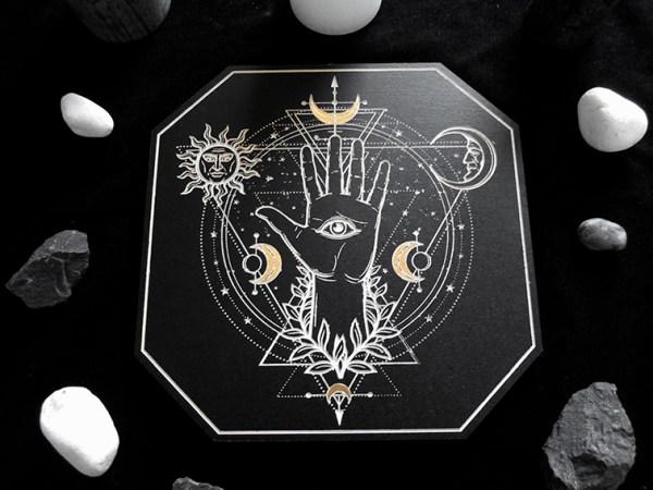 ésotérisme autel mystique