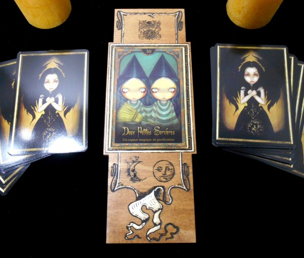 Tarot carte ésotérisme