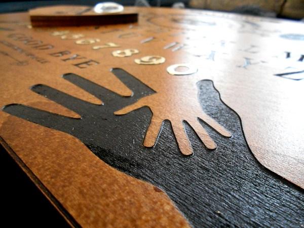 ouija planche divination