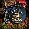 Wicca autel
