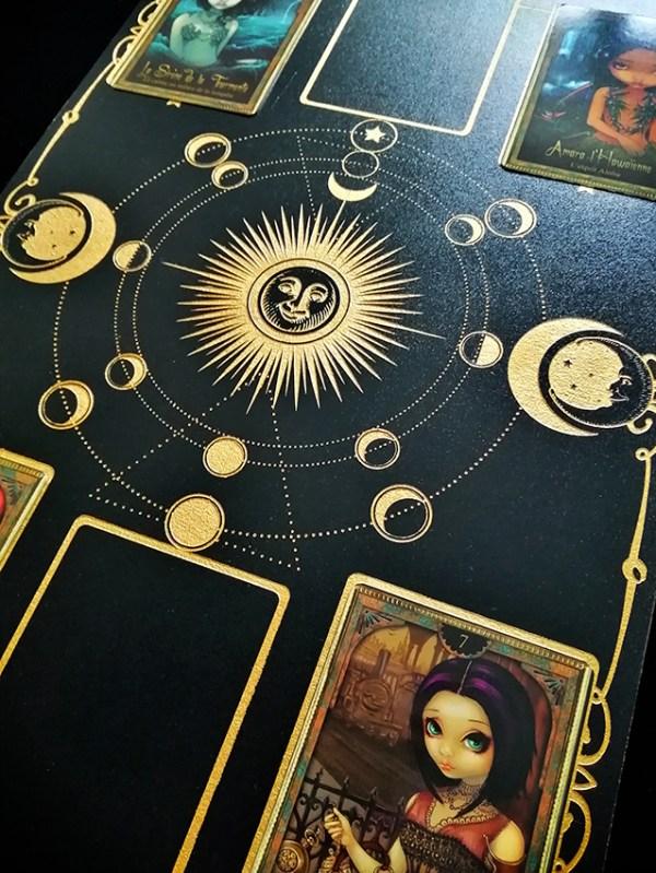 Oracle carte