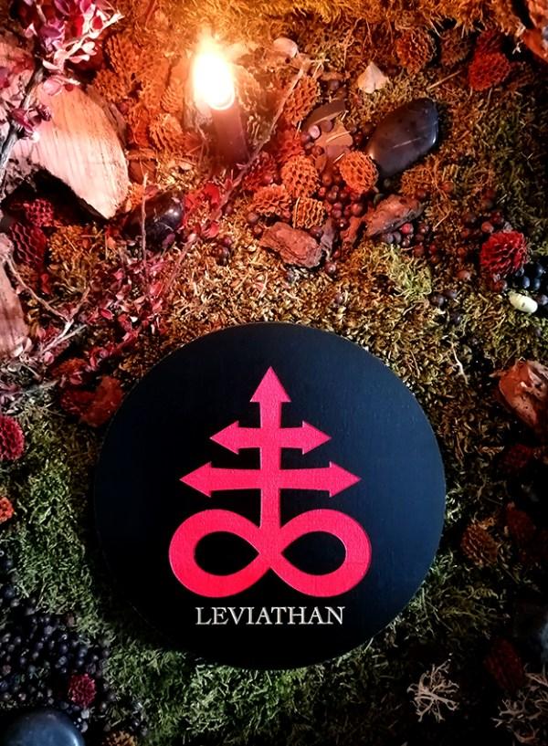 Croix Leviathan