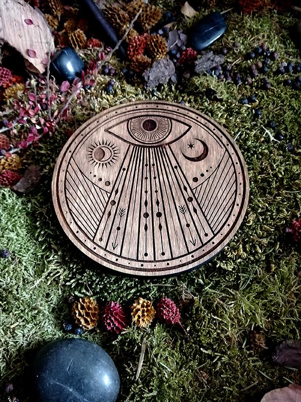 esoterisme autel