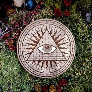 symbole ésotérique Illuminati