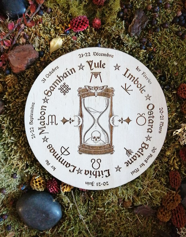 wicca roue sabbat