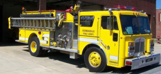 Kenbridge Fire Department Open House