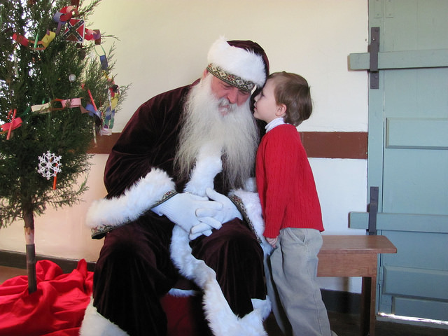 Christmas at Sailor's Creek