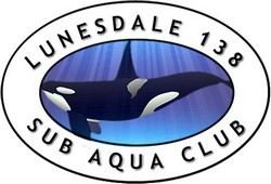 Lunesdale Divers Logo