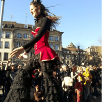 #Carnaval de #Strasbourg 2017