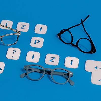 Logo IZIPIZI, les lunettes pour écran et solaires