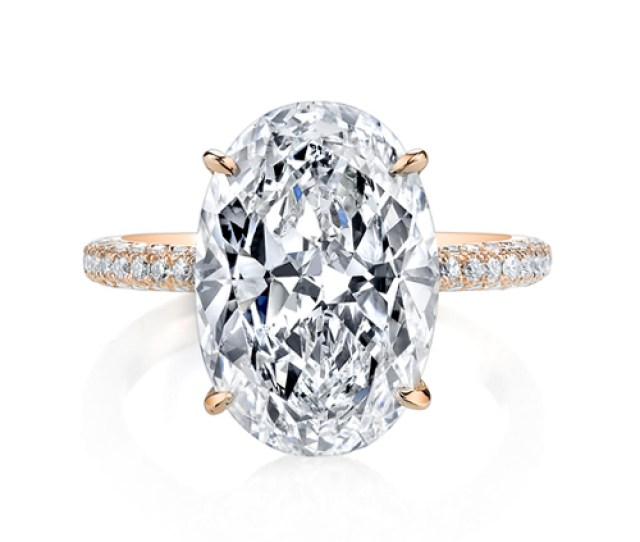 The Signature Stone Exclusively At Jean Dousset Personalize Your Engagement Ring