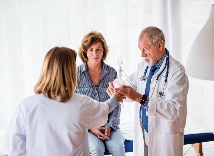 patienter på sjukhus