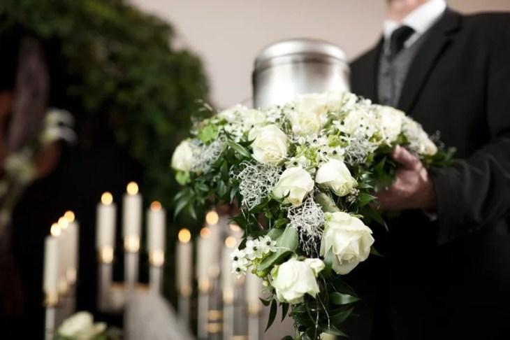 begravningsbyrå lavendla