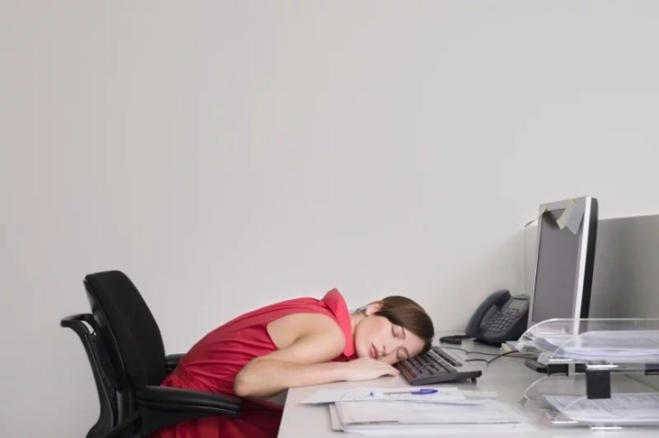 trötthet