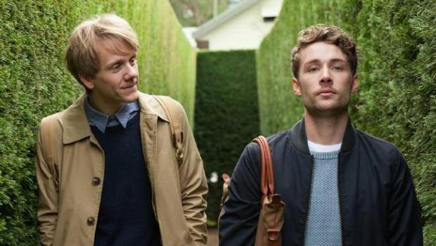 Please Like Me - Josh and Arnold in the maze