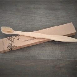 Brosse de dent en Bamboo