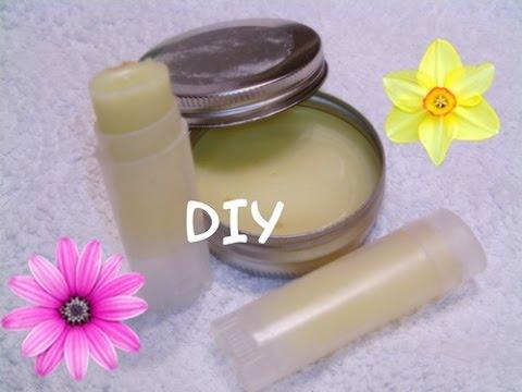 Atelier: Faire son propre baume à lèvres et le baume de plantes - L'Univert Écolo