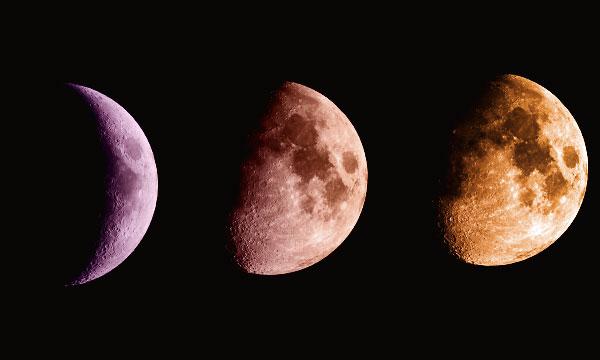 растущая луна 2019