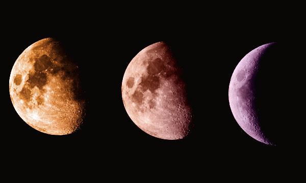 Что делать на убывающую луну