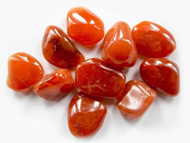 камни сердолика