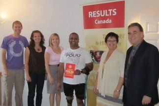 RESULTS Canada were amazing in their advocacy & support