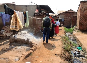 Resolve: sanitation not a strong point in the communities