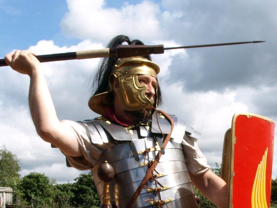 Pilum  Unofficial blog for Lunt Roman Fort