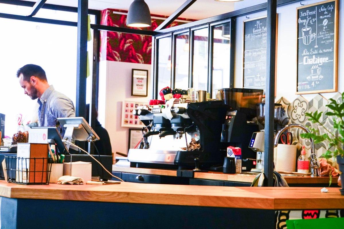 「2019 走訪里昂咖啡廳」里昂學生聚集的超舒適咖啡廳 – Comme a la maison coffee shop – Luntravel