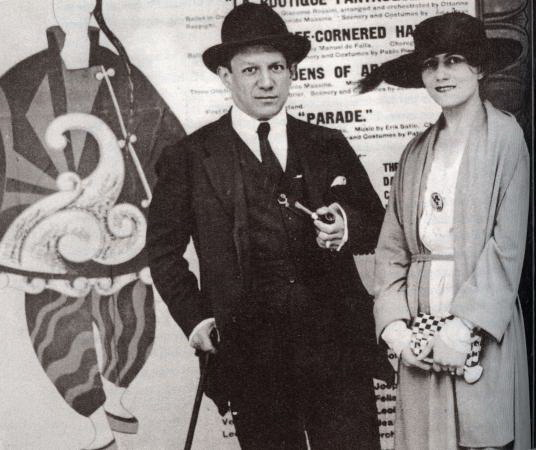 picasso-and-olga