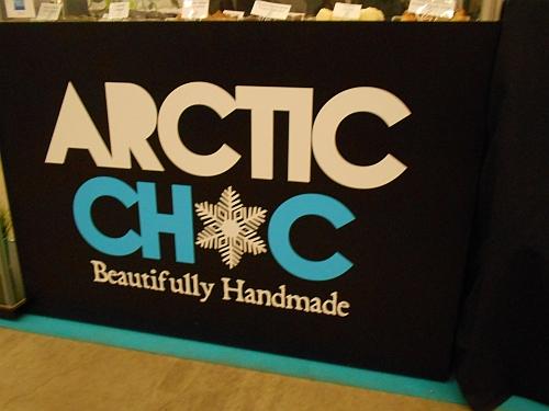 Arctic Choc luomusuklaa