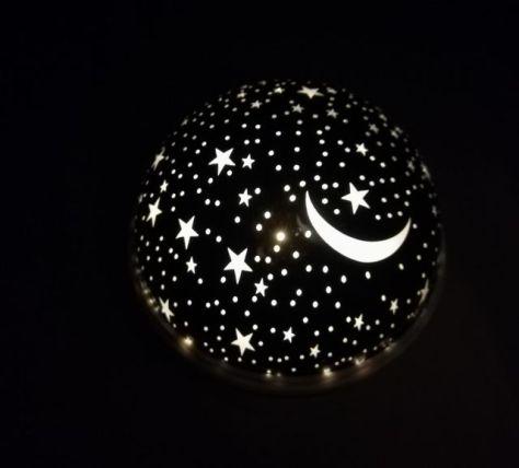 Unia tähtitaivaan alla