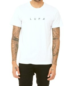 Lupa Merch White Tee