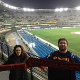 Chievo Verona-AS Roma 0-0 8/3/2015