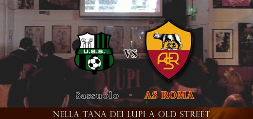 Sassuolo - AS Roma