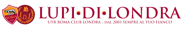 Lupi di Londra - AS Roma club ufficiale a Londra