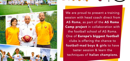 AS Roma Camp project