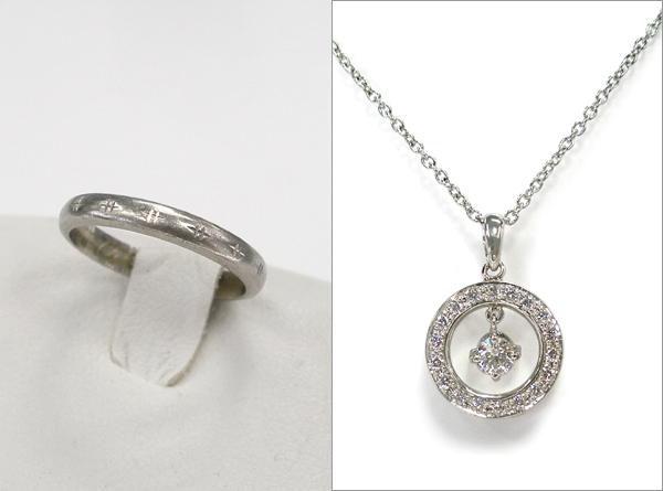 結婚指輪をペンダントにジュエリーリフォーム