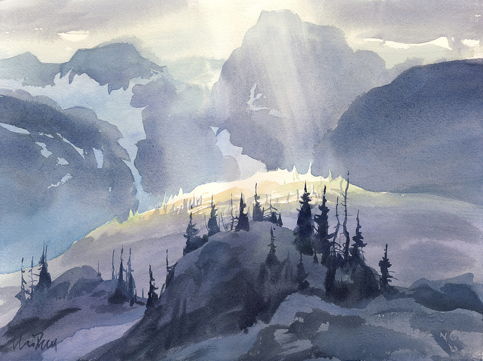 """<span class=""""ee-status event-active-status-DTU"""">Upcoming</span>Painting Landscapes in Watercolour with Clive Powsey"""