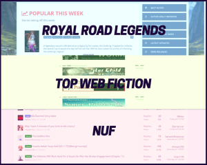 5 Most Popular tags for English Web Novels Right Now