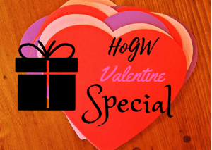 HoGW Valentine's Day Special: Poems for Rebecca