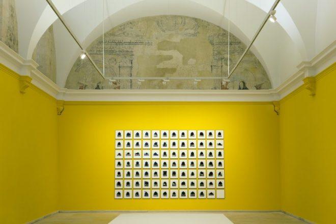 Archivo fotográfico Museo Patio Herreriano: Santiago Santos. Nodal Imagen