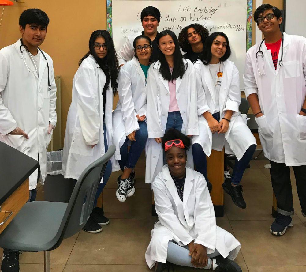 medium resolution of Grade 9 Biology - Learning Unlimited Preparatory School Science Department