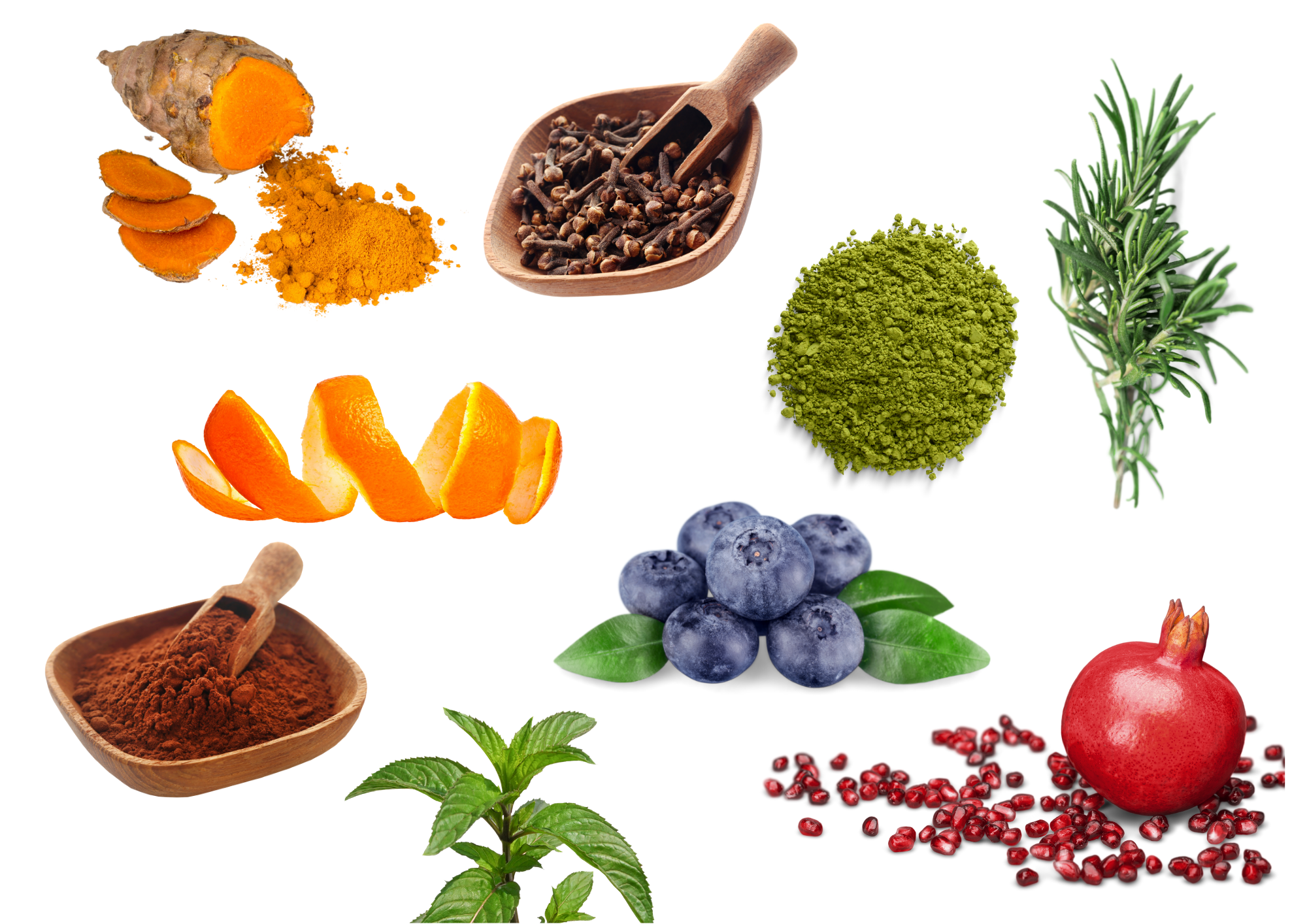 Polyphenol food for your gut