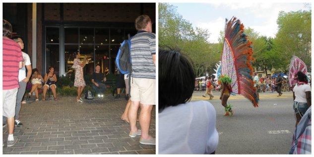 Title: Lupus vs. Dancing Caption: Lupus has cut my dancing time in half. Photographer: Elaine