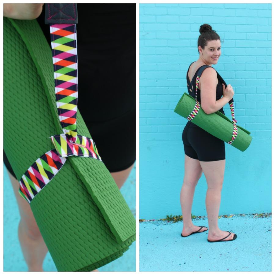 Lura Lumsden Yoga Mat Strap