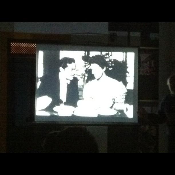 Cidadão kane inaugurou o Núcleo de Cinema de Paraty. Com a incrível introdução de Gilberto Galvão