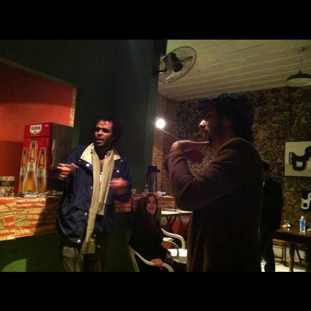 10 anos do Poesia Maloqueirista no Zaratusta - offflip